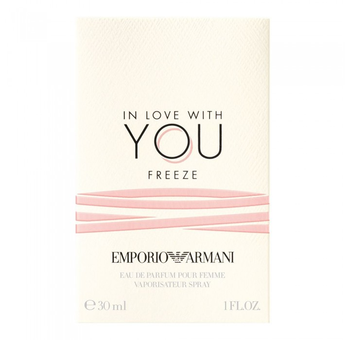 In Love With You Freeze Парфюмерная вода